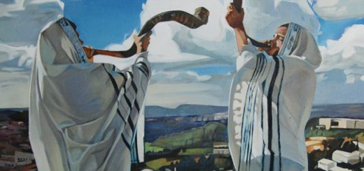 100 Shofar Rally